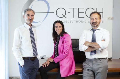 Sistemi ottici di controllo , Q-Tech, Brescia