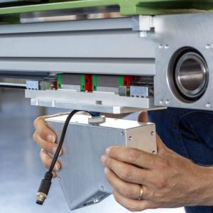 Controllo ottico qualità barre, Q-Tech, Brescia